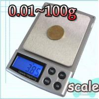 Cheap Digital 0.01 x 100g Gram Jewelry Pocket Balance Scale Free Shipping
