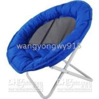 Wholesale folding chairs E outdoor dual use luxury home in the moon chair beach chairs moon chairs