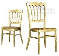 Wholesale Aluminum chateau chair