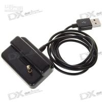 Wholesale USB mm Data and Charging Docking Station for for iPod Shuffle Black as the picture