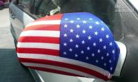 Wholesale HOT SELL NOW USA Flag Car Mirror Cover New