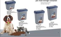 Wholesale Pet Food Storage Container