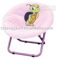 Wholesale Foldable children moon chair