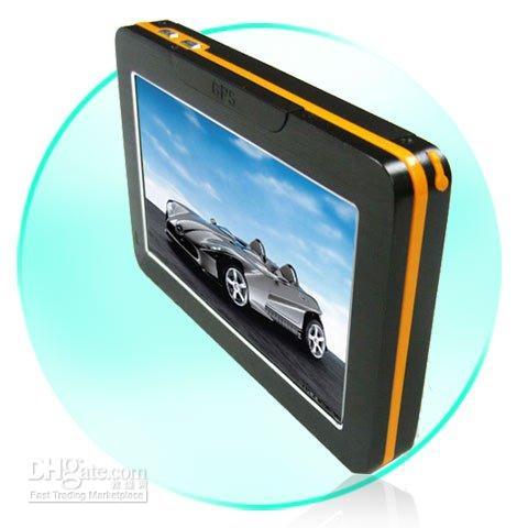 car navigation - 4 inch Portable GPS Car Navigation sample