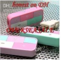 Wholesale 5pcs South Korea s SAFA XING Color Cute kids Cotton Candy MP3 player real GB