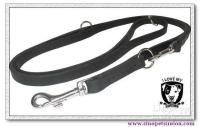 Wholesale Multifunctional Leather Dog Leash Leather dog leash Pet Leash L2 MM