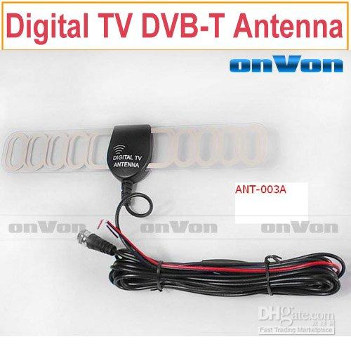Wholesale DVB T TV Antenna Digital TV Antenna Car Mobile Digital DVB T TNT0A