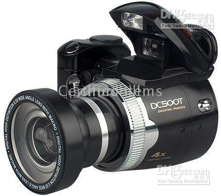 Wholesale 8X Digital Zoom digital camera DC Twith MP3 MP4 Player certified items by MIC Protax MP rfaf