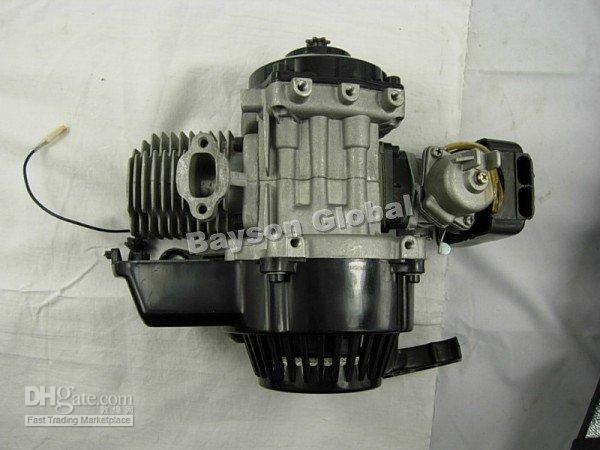 Wholesale 47cc Engine For Mini Dirt Bike pocket Bike mini Quad Parts