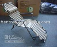 Wholesale Factory Direct Beach chair folding bed