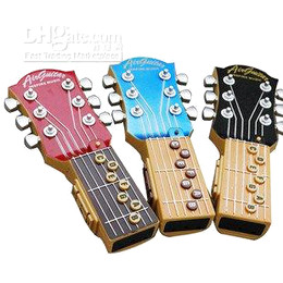Wholesale pieces Novelty Product Air guitar Electric toys Music instrument guita