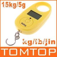 Wholesale retail kgx5g kg g kg g Mini Digital Hanging Luggage Fishing Weighing Scale H4680