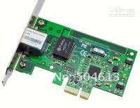 Wholesale Piece New PCI E M Gigabit Ethernet Network LAN PCIe Card