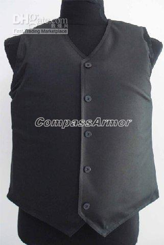 Wholesale VIP Concealed Bulletproof Vest protection NIJ IIIA level