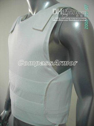 Wholesale Concealable bulletproof vest with NIJ IIIA level with cost