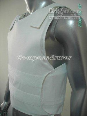bulletproof vest - Concealable bulletproof vest with NIJ IIIA level with cost
