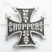 Wholesale Buckle Original West Coast Choppers Iron Cross