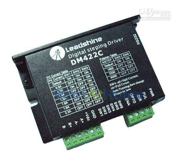 Wholesale Microstep Digital Stepper Driver for phase and phase NEMA Stepping Motor Accept