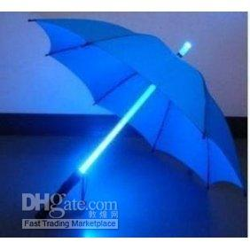 Wholesale LED Umbrella Light Umbrella Romatic Umbrella