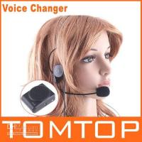 Wholesale Mini Multi Voice Changer Microphone Megaphone Loudspeaker V297