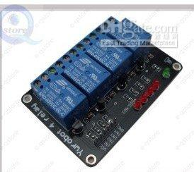 Wholesale ship by ems V Channel Relay Shield for Arduino Electronic DIY hot sale