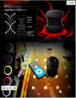 Wholesale Portable Mini Speaker for MP3 MP4 Laptop amp
