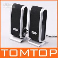 Wholesale USB Portable MULTIMEDIA SPEAKER for Laptop PC Computer V13