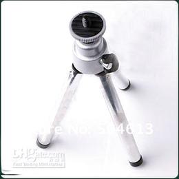 Las mini cámaras digitales en venta-Venta al por mayor envío gratuito 50 Piezas / Lote universal Mini trípode para cámara digital webcam