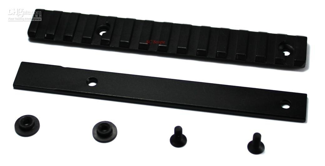 Wholesale Tactical Handguard Bottom Picatinny Rail For M16A2 M4A1 MR733 AR15 Accessories