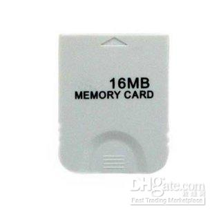Wholesale Freeshipping Block MB Memory Card for Wii Gamecube