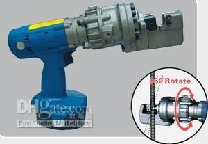 Wholesale battery chargeable steel bar cutter cordless rebar cutter RB E