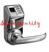 Wholesale DIY Reversible Handle Fingerprint lock door fingerprint password mechanical key