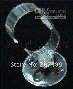Wholesale Retail Bracelet Wrist Watch Display Rack Holder Show Stand Round Bottom Detachable Bracelet Watch Di