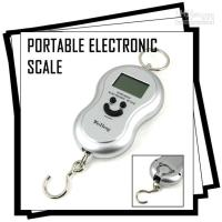 Digital Kitchen Scales china Wholesale~Free Shipping 3 pieces Lot New 20g-40Kg Digital Luggage Fishing Weight Scale