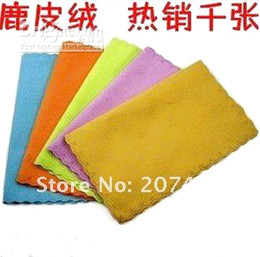 Wholesale Smooth lens glasses screen cleaning cloth professional eyeglass cleaning cloth