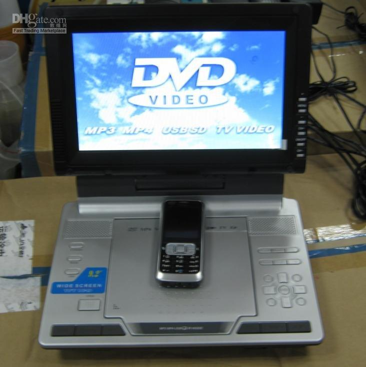 Wholesale Inch Portable DVD Player