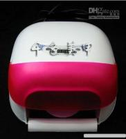 Wholesale 36W LED Light bulbs UV Lamp Products With Intelligent control Button For Nail Art Gel curing
