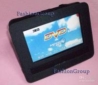 Wholesale 7 quot Portable DVD Player Car Headrest Mount headrest bag