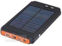 Wholesale New Universal Solar Charger for Laptop Mobile Phone Camera Battery Pack MA