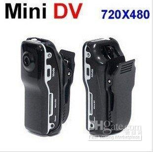 Wholesale MD HD Multifunction Mini DV DVR Mini Pocket Keyring Camera