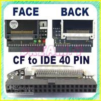 Wholesale DUAL CF to Pin IDE Adapter DN0100