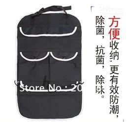Nouveau sac de rangement accroché à la mode de la mode Sac multi-fonctions Sac de rangement pour voiture à partir de fonction de retour fabricateur