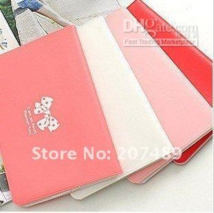 PVC bank butterfly - fashion butterfly tie bank team holder bag case membership bag multi function card bag