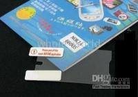 for 6600S, 200pcs lot LCD Screen Protector Mirror Guard Shie...