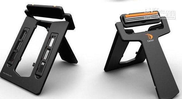 Wholesale Ultra thin carzor pocket razor smart razor pocket shaver