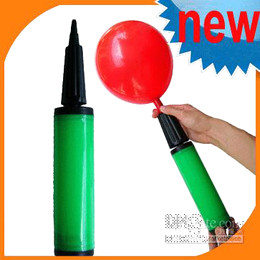 Wholesale Green BALLOON PUMP Carnival Fun Fair Animal Party Kids