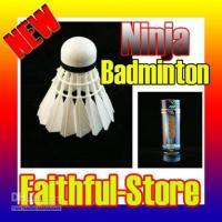 Wholesale 12 BADMINTON SHUTTLECOCK DAZEN DUCK FEATHER N4 speeds