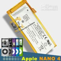 Wholesale BATTERY REPLACEMENT FOR IPOD NANO G TH GENERATION