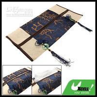 Wholesale New Fashion Decorative Flax Tissue Paper Cover Case
