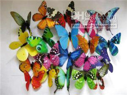20pc Artificial Butterfly for Home Christmas Decoration